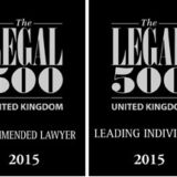 Legal 500 hat-trick for THIRD year running