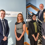Emsleys Solicitors' Personal Injury department goes from strength to strength