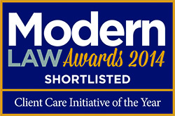 Modern Law Awards - 2014
