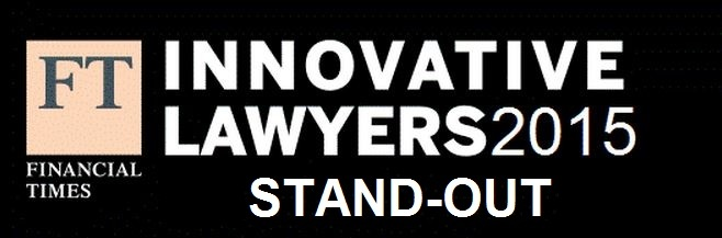FT Innovative Lawyers  - 2015