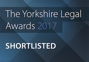The Yorkshire Legal Awards - 2017