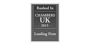 Ranked in UK Chambers