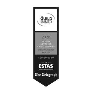 North Lettings Gold Winner 2020