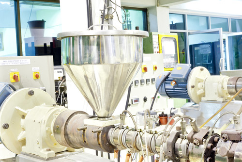 Extrusion Screw Cleaning