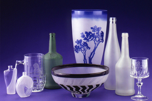 Decoration of Glass & Ceramics