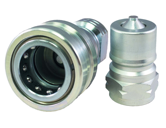 Hansen Quick-Release Couplings