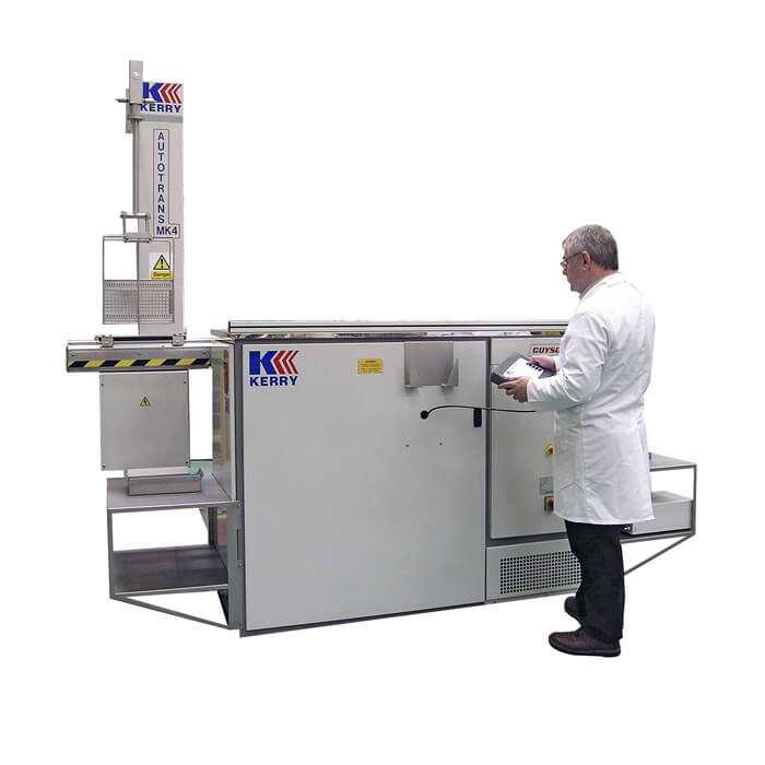 Automated Ultrasonic Cleaning Systems