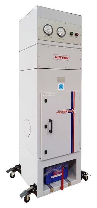 Guyson C600-AM Dust Collector