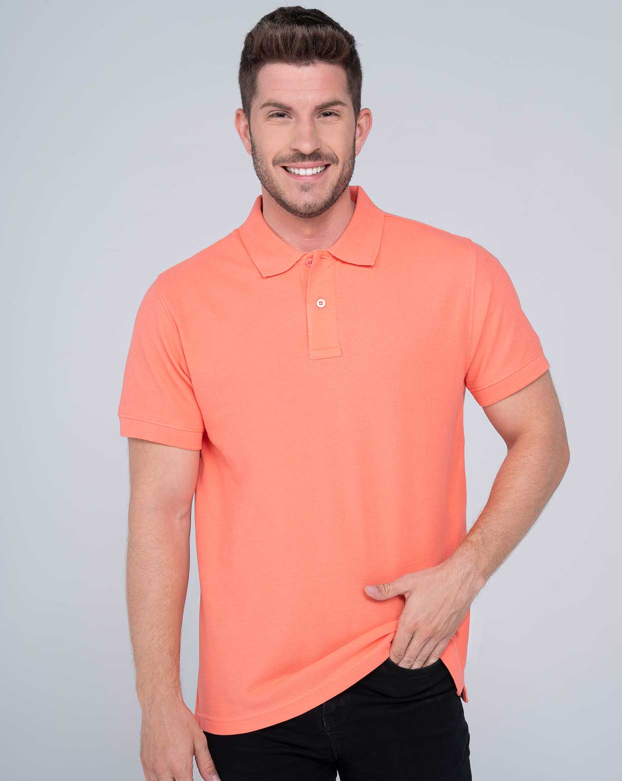 Polo Regular Man PORA210