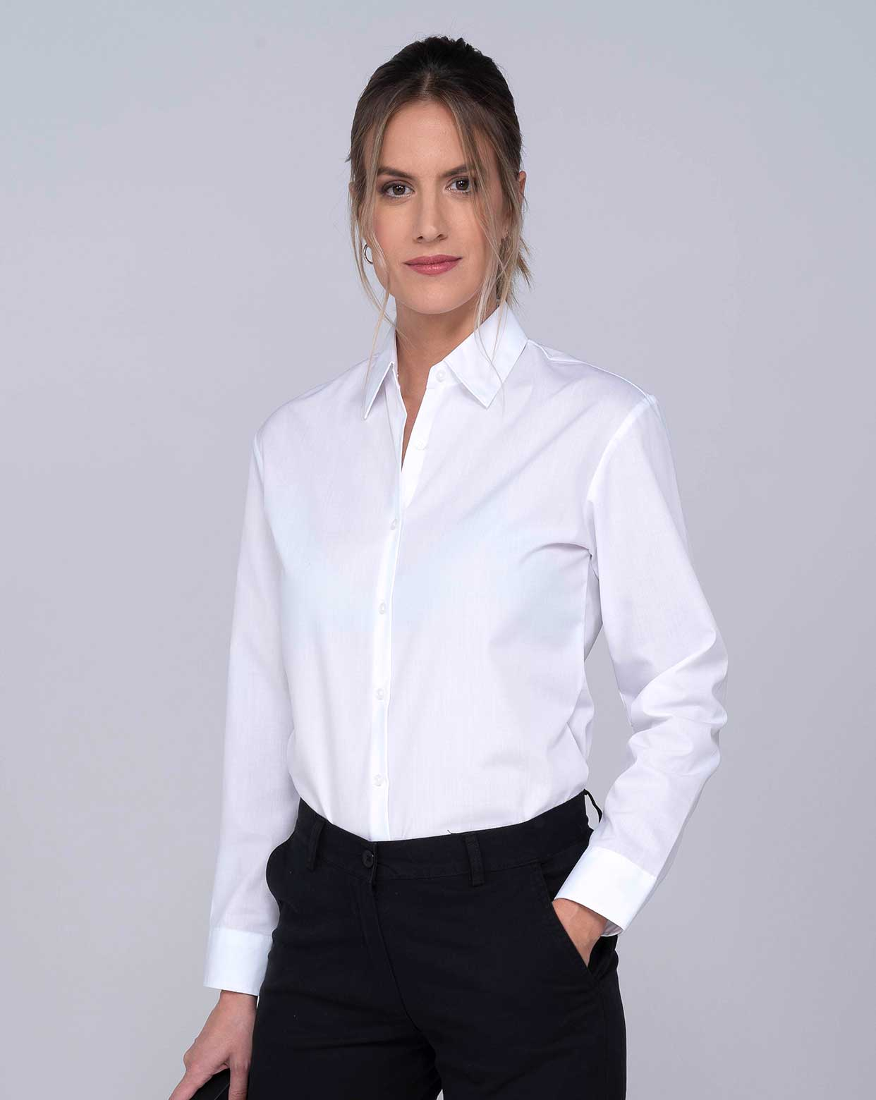 Casual & Business Shirt Lady SHLPOP