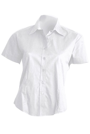 Shirt Lady SS Oxford SHRLSSOXF