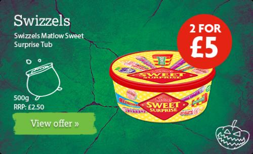 Swizzels Sweet Tub