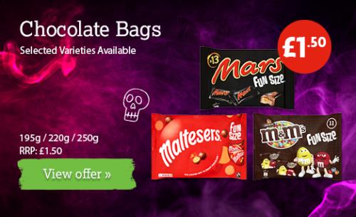 Chocolate Bags