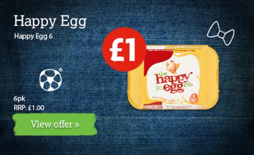 Happy 6 Egg