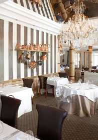 Signal Restaurant at the Cape Grace