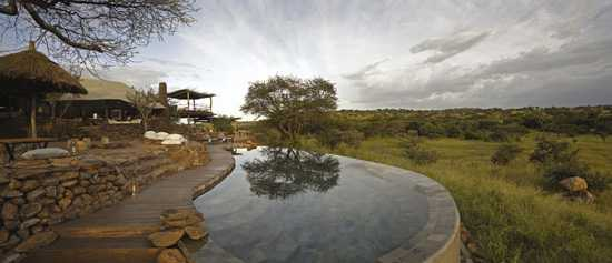 Faru Faru is one of the Singita lodges to come first place in the awards