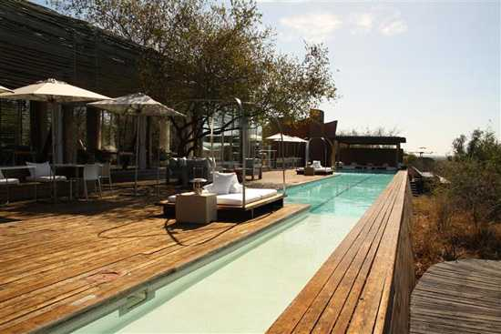 Singita Lebombo is a favourite among voters and it's obvious why