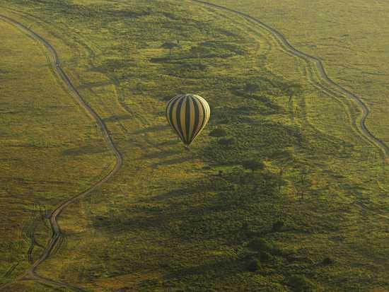 Serengeti views