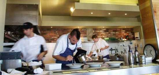 Chef Bertus Basson