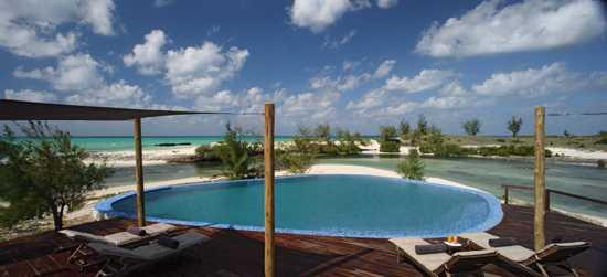 Swimming Pool at Coral Lodge