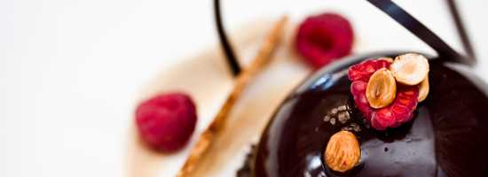 Amazing chocolately delights at the Cape Grace