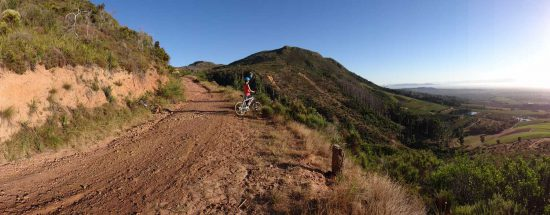 The trail from Tokai to Silvermine