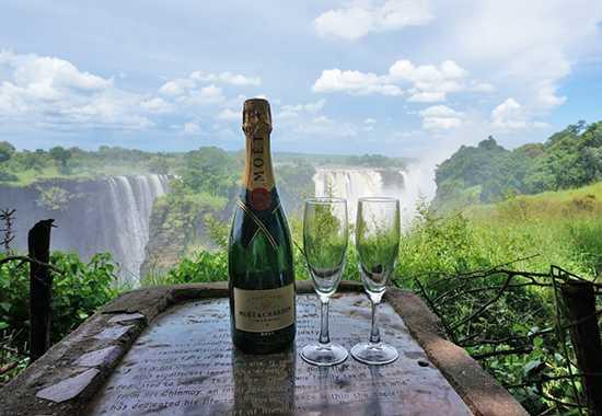 Victoria Falls Birthday Trip