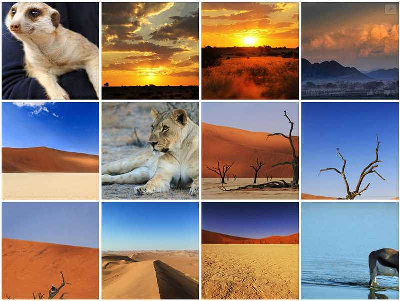 See more of Namibia on our Facebook Page!