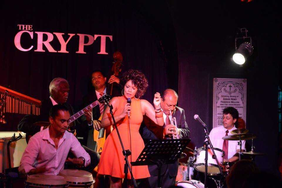 Photo courtesy of the Crypt Jazz Bar
