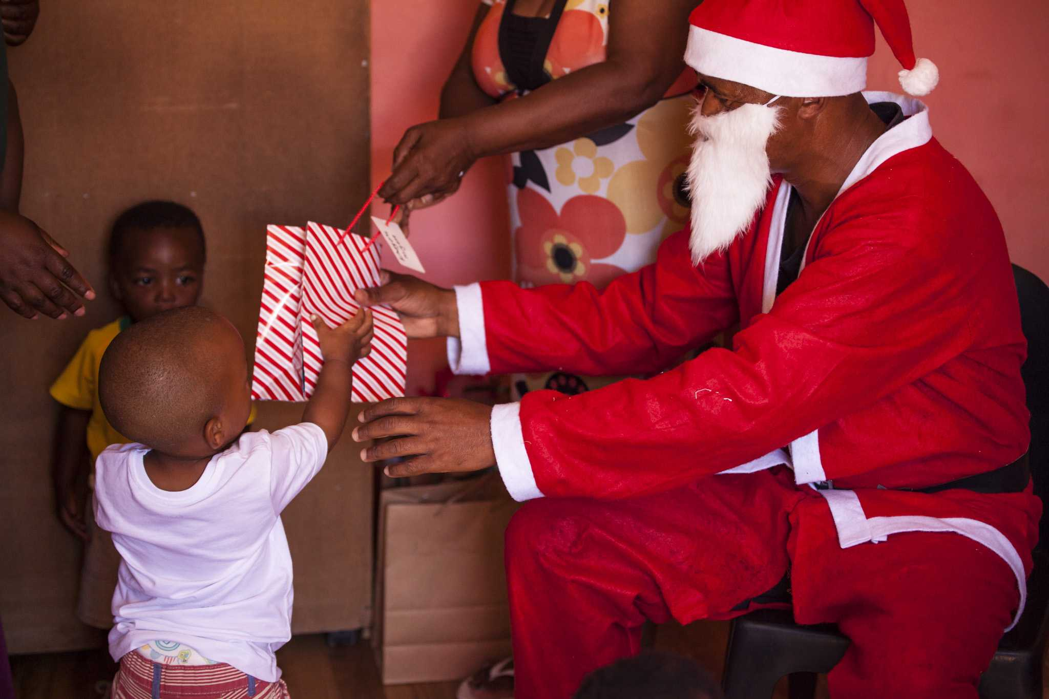 Christmas in Khayelitsha