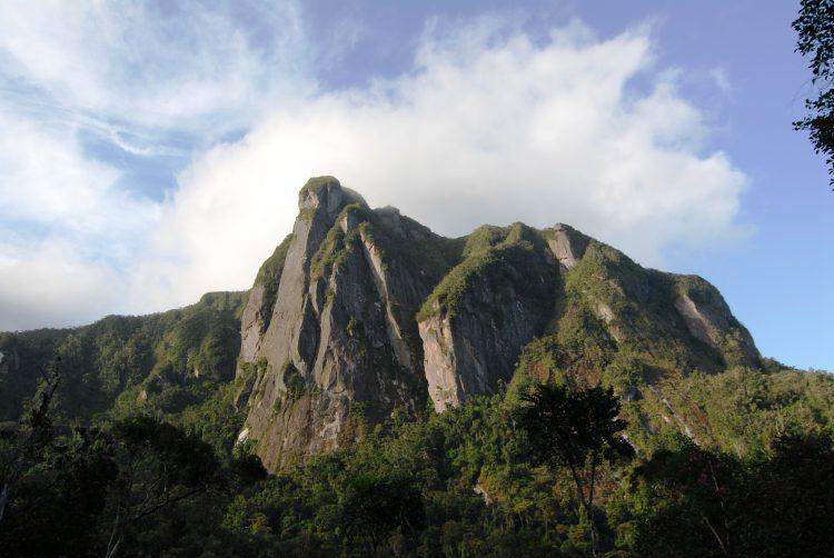 Madagascar mountain