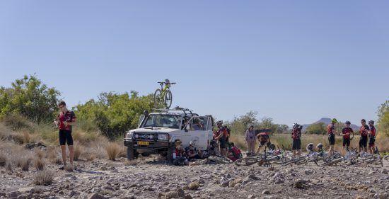 desert rest camp
