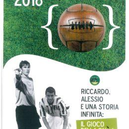 Le iniziative di Dicembre, nel ricordo di Riccardo e Alessio.