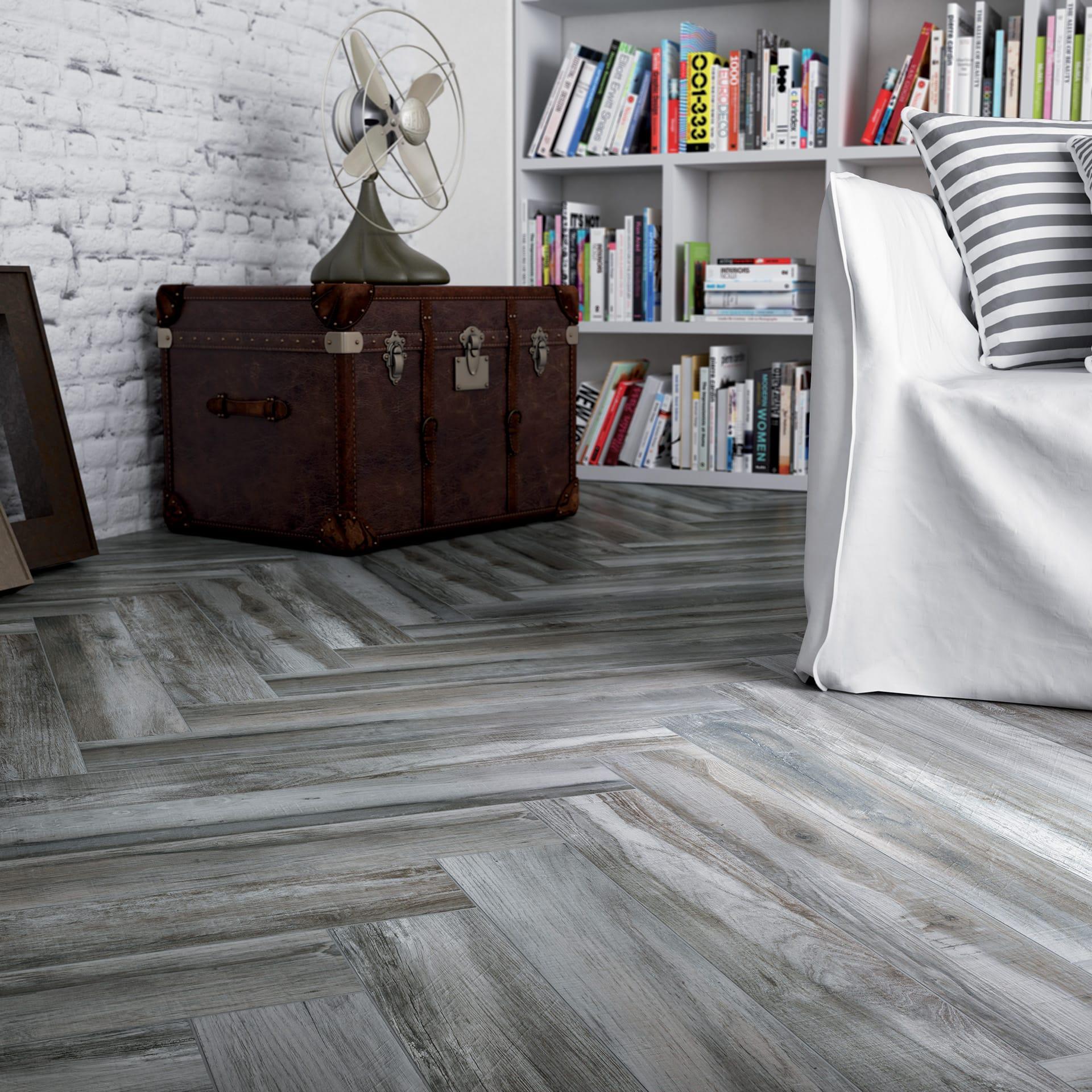 Wooden Floor Tiles and Wood Effect Porcelain Tiles Barriques by