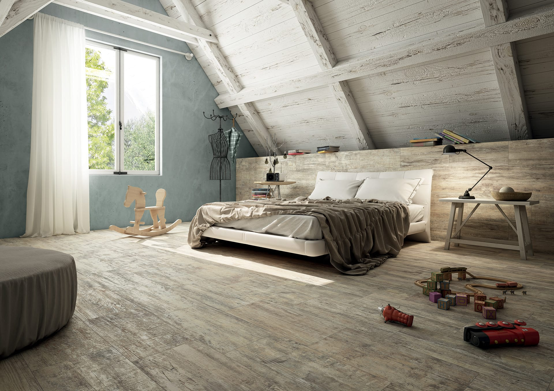 Wood Look Tile Porcelain Wood Flooring Cortex By Ricchetti - O que é carrelage