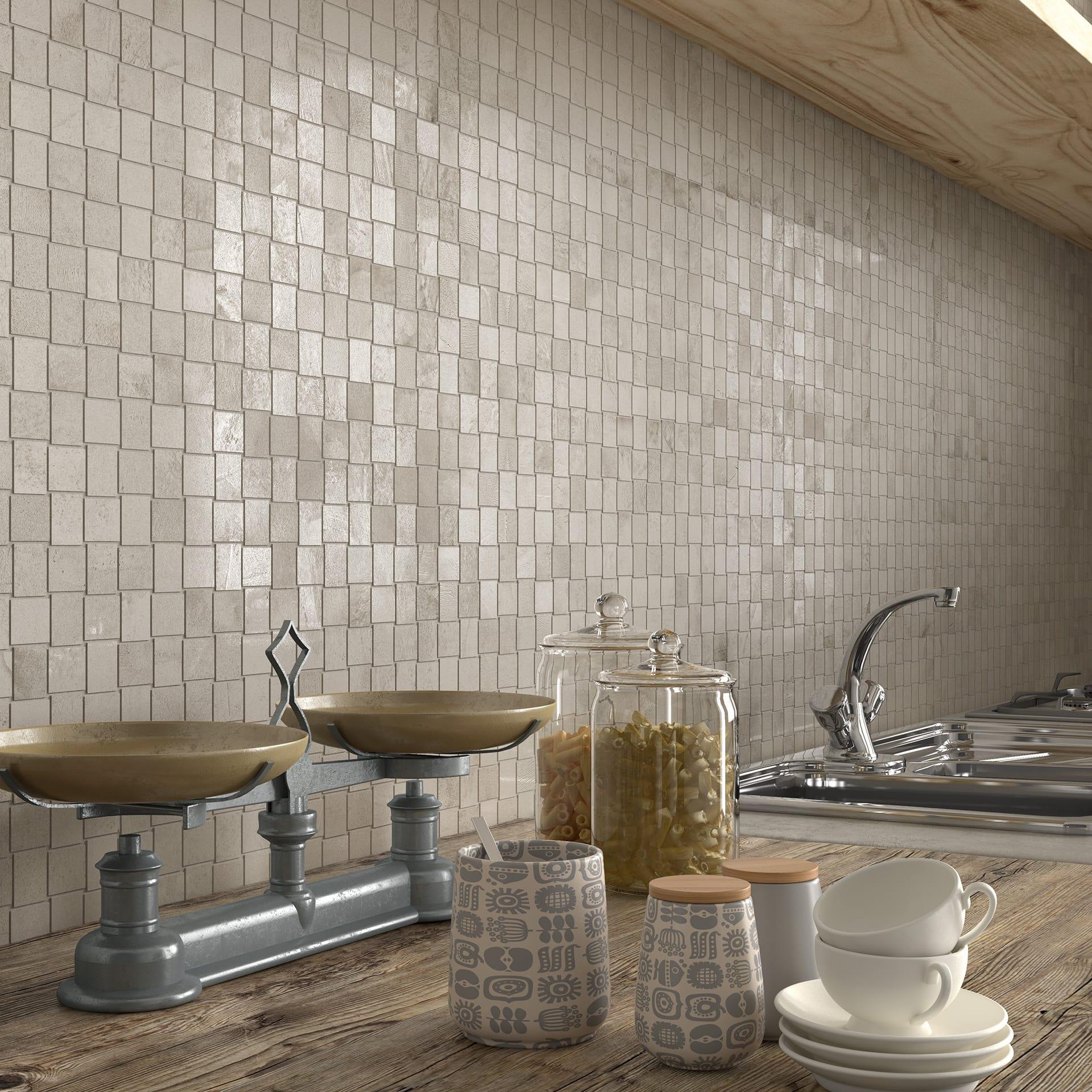 Res cover gres porcellanato con effetto cemento - Gres porcellanato tutta massa ...