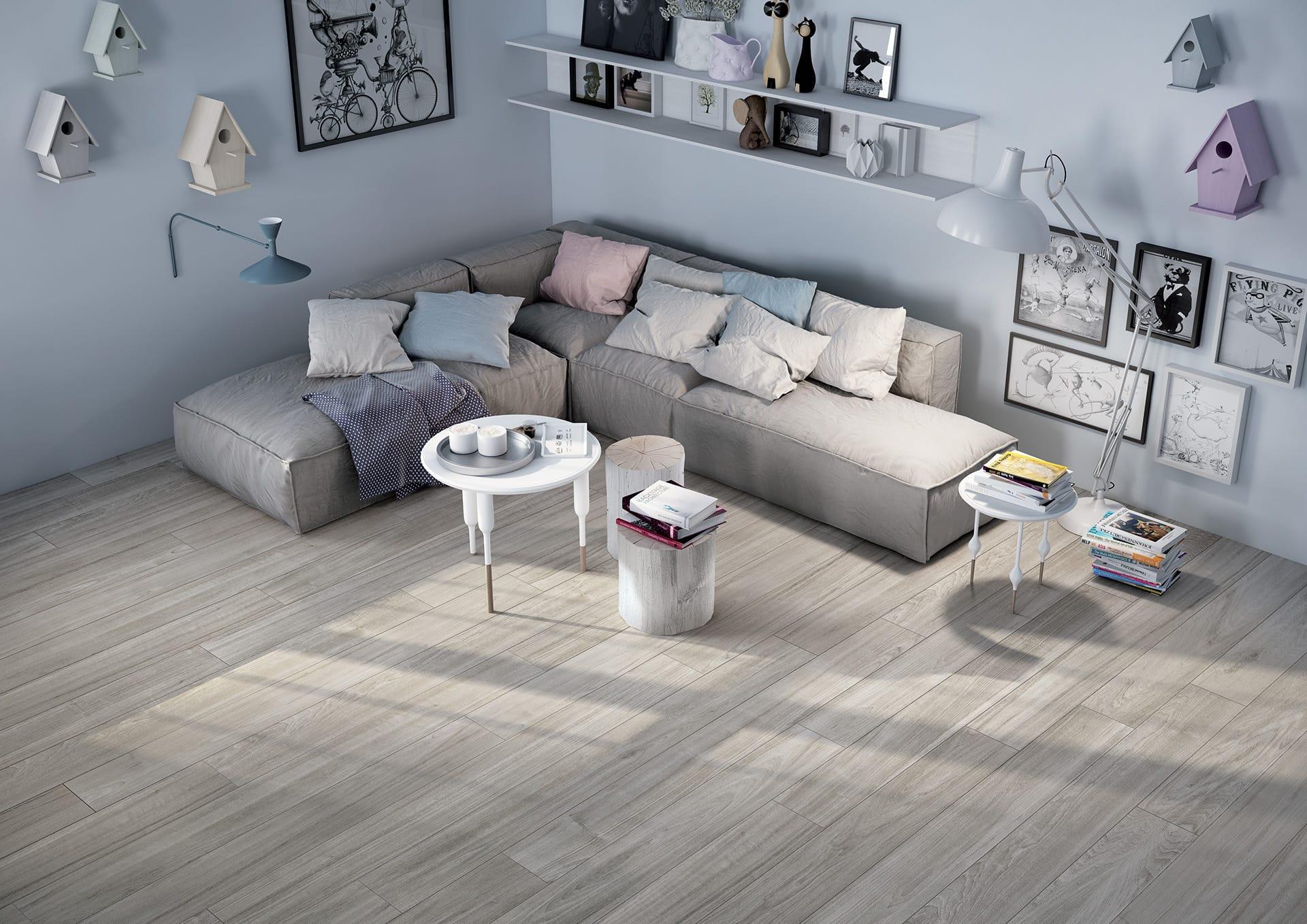 Piastrelle Effetto Legno Tortora : Pavimenti effetto legno color tortora: pavimenti effetto cemento