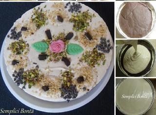 Ricetta: torta semifreddo al pistacchio