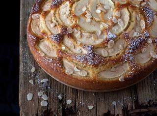 Ricetta: torta di mele e mandorle