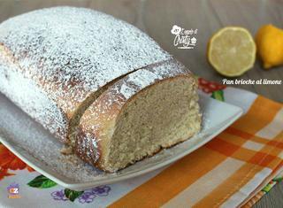 Pan di limone: la ricetta