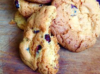 Ricetta: cookies alle noci