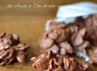 Ricetta: rose del deserto con nutella