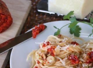 Ricetta: spaghetti con la 'nduja