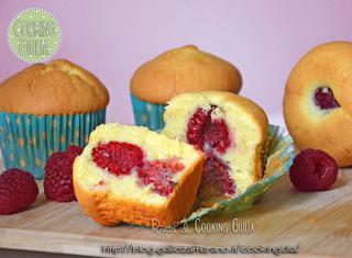 Ricetta: muffin ai lamponi