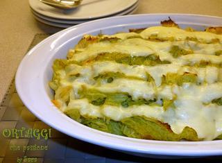 Come preparare uno sformato di verza e patate