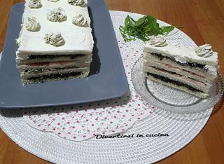 Come preparare una torta di tramezzini