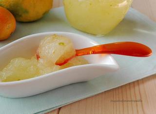 Come preparare la gelatina agli agrumi