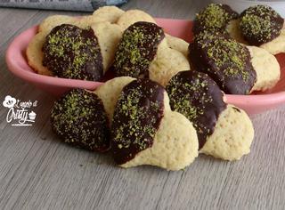 Ricetta: biscotti al pistacchio