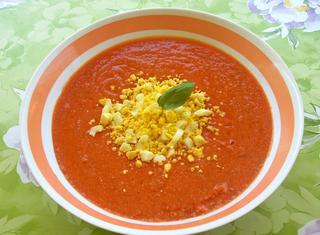 Come preparare la zuppa di pomodori