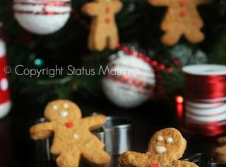 Come preparare dei biscotti speziati per Natale